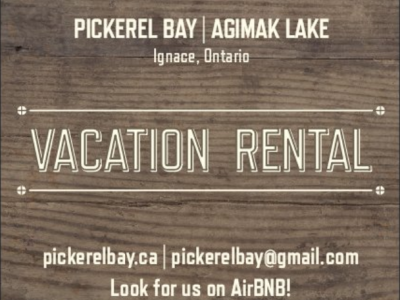 More info at pickerelbay.ca