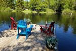 OCR - Riverleigh New Season Cottage (F469) in Huntsville on the Muskoka River