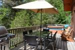 Bliss Cottage Hot Tub, Outboard Boat, Mountain Bikes and more