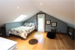 Bedroom Loft with Separate Entrance