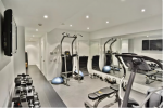 Private Fitness Room/ Indoor Gym