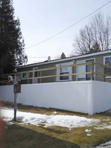 Park Model Trailer for Sale in park open May to October