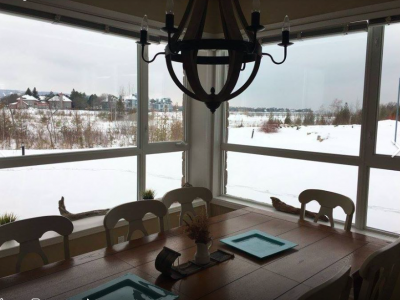 3 bedroom winter ski rental in beautiful Lighthouse Point (Collingwood)