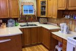 Spacious Kitchen Fully Equipped